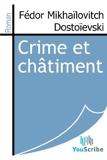 Crime et châtiment - Format Kindle - 1,49 €