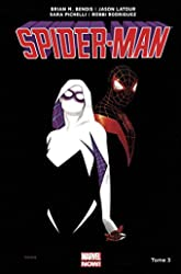 Spider-Man All-new All-different T03 de Brian Michael Bendis