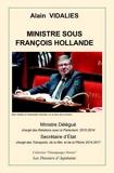 Ministre sous François Hollande