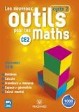 Les nouveaux outils pour les maths CE2 (cycle 2) Manuel de l'élève - Programme 2016