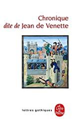 Chronique de Jean de Venette