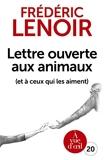 Lettre ouverte aux animaux (et à ceux qui les aiment) - A Vue d'Oeil - 20/11/2017