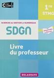 Sciences de gestion et numérique 1re STMG (2021) Pochette - Livre du professeur (2021)