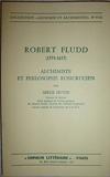 Robert Fludd, alchimiste et philosophe rosicrucien