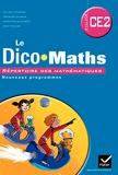 Cap Maths CE2 éd. 2011 - Lot de 5 Dico Maths - Hatier - 08/11/2011