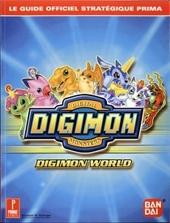 Guide officiel stratégique Prima - Digimon World