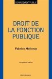 Droit de la Fonction Publique, 5e ed.