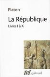 La République - Livres I à X
