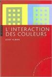 Interaction des couleurs Nouvelle édition de Josef Albers ( 30 janvier 2013 ) - Hazan (30 janvier 2013) - 30/01/2013