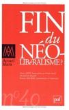 Fin du néolibéralisme?