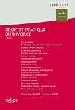 Droit et pratique du divorce 2022/2023 - 5e Ed.