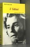 L'Idiot - Editions Garnier - 01/04/1977