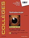 Ophtalmologie - Arret Com/Pilon (les référentiels des collèges) - Format Kindle - 27,99 €