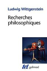 Recherches philosophiques de Ludwig Wittgenstein