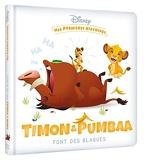 Disney - Mes Premières Histoires - Timon et Pumbaa font des blagues