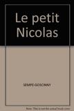 Le petit Nicolas - Le livre de poche