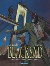 Blacksad - Tome 6 - Alors, tout tombe. Première partie de Diaz Canales Juan