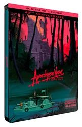 Apocalypse Now [4K Ultra HD Édition Final Cut + Redux] version originale [Blu-ray]