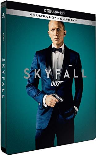 Skyfall [Édition Limitée SteelBook 4K Ultra HD + Blu-Ray]