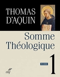 Somme théologique - Tome 1