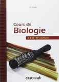 Cours de biologie BP coiffure de Simone Viale (22 juillet 2010) Broché - 22/07/2010