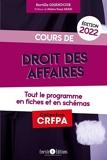 Cours de droit des affaires 2022 - Tout le programme en fiches et en schémas