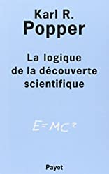 La logique de la découverte scientifique de Karl R. Popper