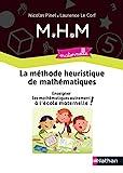 Méthode Heuristique de Mathématiques - Guide de la méthode - Maternelle - 2020