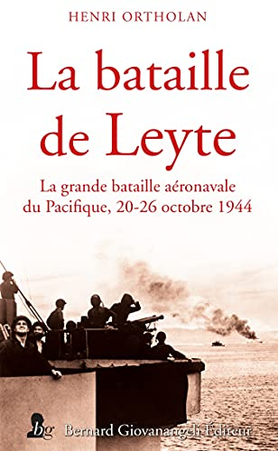 La Bataille de Leyte