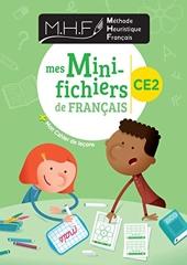 MHF - Mes Mini-fichiers de Français CE2 de Nicolas Pinel