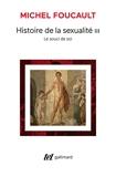 Histoire de la sexualité, tome 3 - Le souci de soi - Gallimard - 01/01/1994