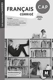 Les Nouveaux Cahiers Français CAP Éd. 2019 - Corrigé - Foucher - 01/08/2019