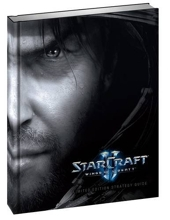 Starcraft II Strategy Guide: Wings of Liberty [With Paperback Book] - Official Guide - Limited Edition [import anglais] de BradyGames