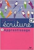 Ecriture CP - Cahier d'apprentissage de Dumont ( 10 octobre 2003 ) - 10/10/2003