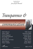 Transparence et communication