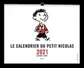 Le Calendrier du Petit Nicolas 2021 de René Goscinny
