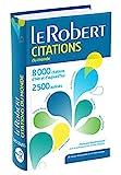 Dictionnaire des citations du monde - poche+ - Version Poche Plus