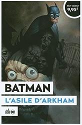 Batman l Asile d Arkham de Dan Slott