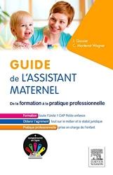 Guide de l'assistant maternel - De la formation à la pratique professionnelle de Jacqueline Gassier