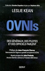 OVNIs - Des généraux, des pilotes et des officiels parlent de Leslie Kean
