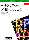 Enseigner la littérature au cycle 3