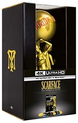 Scarface - Edition limitée The World is Yours - 4K Ultra HD [Version 1932 + Statuette] [Édition limitée