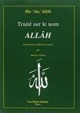Traité sur le nom Allâh