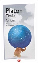 Timée - Critias de Platon