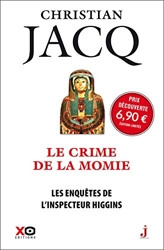 Les enquêtes de l'inspecteur Higgins - Tome 1 Le crime de la momie - édition limitée 2019 - (01) de Christian Jacq