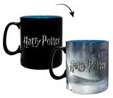 Harry potter - Mug heat change - 460 ml - patronus