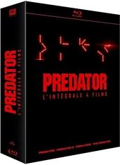 Predator - L'intégrale des 4 Films [Blu-Ray]