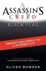 Black flag d'Oliver Bowden