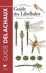 Guide des libellules de France et d'Europe de Klaas-douwe b. Dijkstra