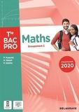 Maths - Groupement C - Tle Bac Pro (2021) - Pochette élève - Groupement C - Tle Bac Pro (2021) - Pochette élève (2021)